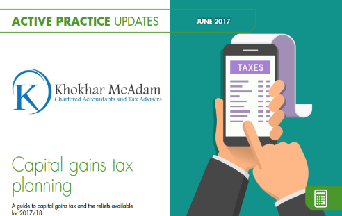 Capital Gains Tax Planning June 2017