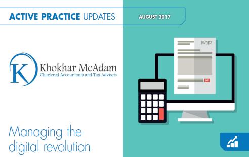 Managing the Digital Revolution - Aug 17