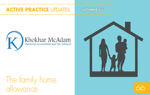 Family Home Allowance September 2017