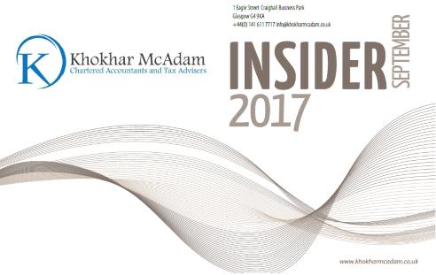 Insider September 2017