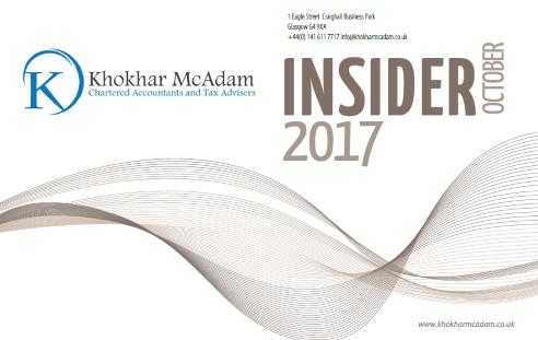 Insider October 2017
