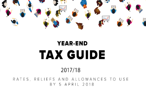 Year End Tax Guide 2017-18