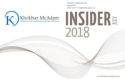 Insider - July 2018
