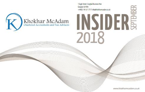 Insider - September 2018