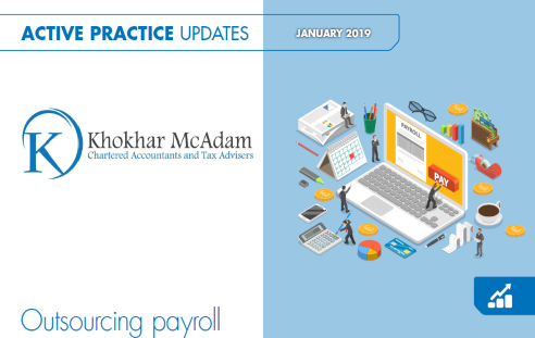 Outsourcing Payroll - January 2019