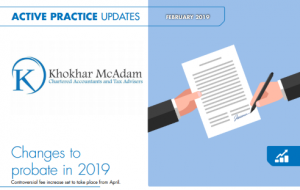 changes to probate in 2019