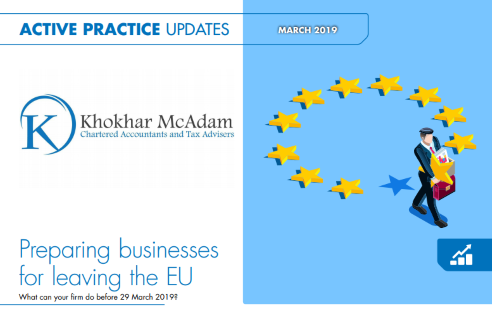 preparing businesses for leaving the eu march 19